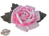 TORTA ROSA DI PANNOLINI realizzata con pannolini Huggies