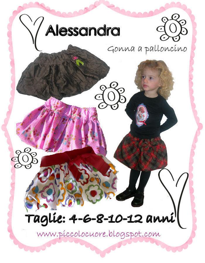 CARTAMODELLO ALESSANDRA