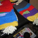 sciarpa e  cappellino bimbi