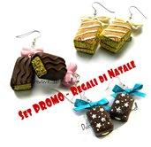 Lotto - Super offerta - Saldi - Idea regalo - Merendine al cioccolato, crema e marmellata