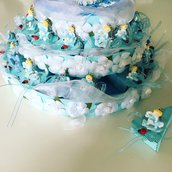 Bomboniere a forma di torta