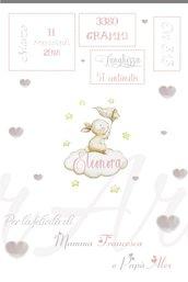 Poster Nascita - digitale