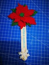 Segnalibri natalizi personalizzati