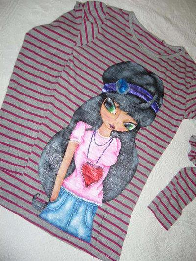 camiseta Sweet - coleccion Noelia