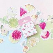 """Stickers """"bella frutta"""""""