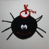 bavaglino halloween ragno