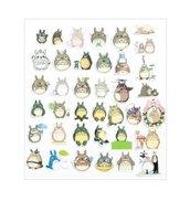 Stickers in disegni assortiti Totoro