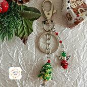 portachiavi albero di Natale EVERGREEN - Art. 165-7
