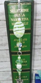 Segnalibro gioiello regalo di Natale