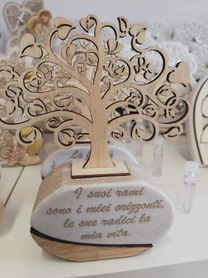 Bomboniera profumatore albero della vita collezione magnolia Dolcicose
