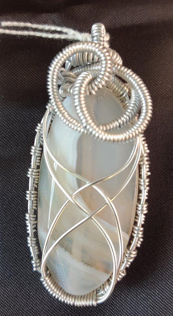 ciondolo in wire