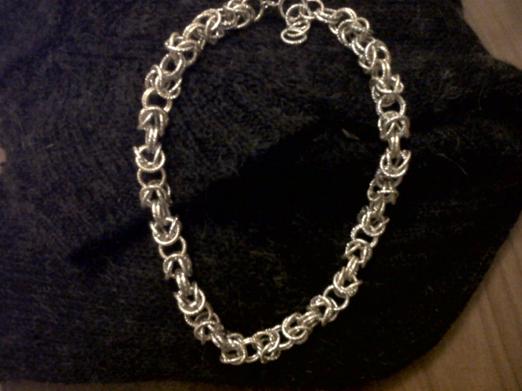 Collana Chain mail