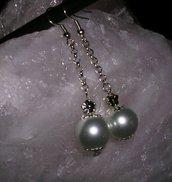 Luxus - orecchini perle