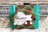 Dolci regali di Natale - packaging natalizio - decorazione per la tavola