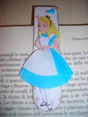 Segnalibro magnetico Alice