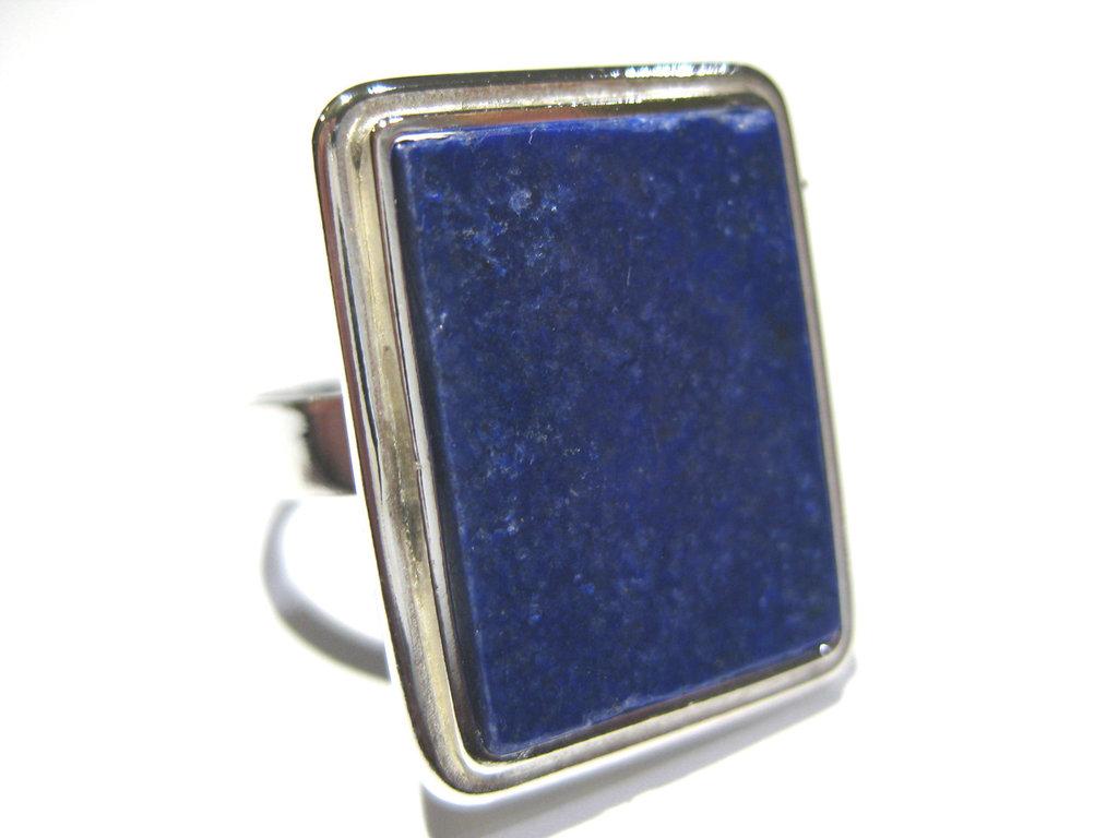 couleurs délicates meilleure qualité magasin en ligne anello lapislazzuli blu