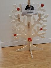 albero della vita in legno per foto o meno