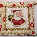 Presina Babbo Natale a Punto Croce