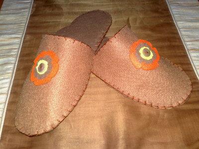 Pantofole in feltro