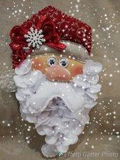 Volto Babbo Natale
