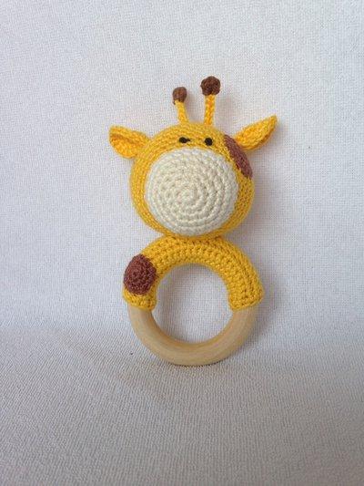 Sonaglio Dentizione Crochet