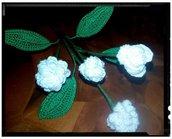 fiori in cotone