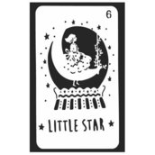 "Stancil ""little star "" (17.8x10.4cm) (cod.scrap)"