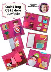 TUTORIAL QUIET BAG CASA DELLE BAMBOLE- PDF
