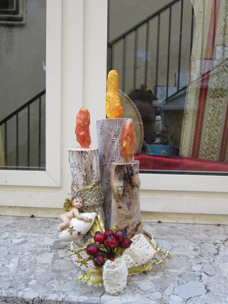 Collezione Natale - Le candele della fortuna