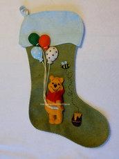 Calza Befana Winnie the Pooh
