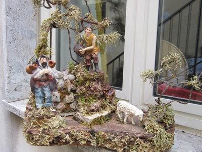 Collezione Natale 2018 - Scene presepe