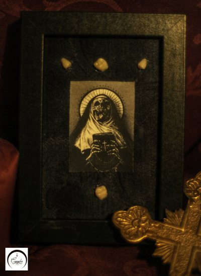 Ex voto n° 2 serie The Nun