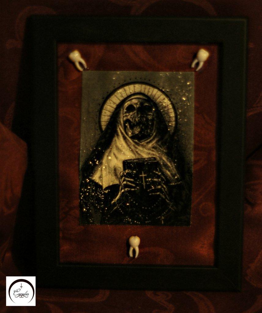 Ex voto n° 3 serie The Nun