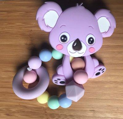 Giochino sensoriale e mordicchiotto con Koala