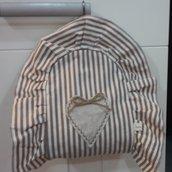 Portarotoli cartaigenica shabby chic