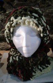 Scaldacollo cappello accessori abbigliamento donna bambini