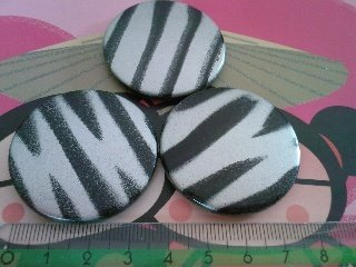 dischi zebrati