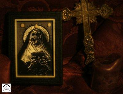 Ex voto n° 1 serie _The Nun_