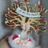 Albero vita bebè Natale