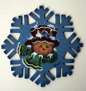Fiocco di Neve - Ginger - Da un progetto di Jamie Mills Price