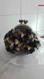 Borsellino in lana