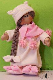 Bambola NINA in stoffa