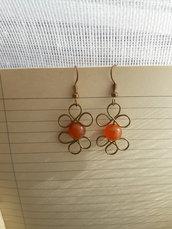 Orecchini wire stile vintage