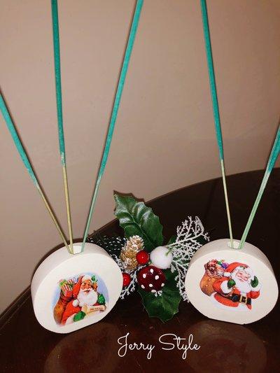 Profumatore idea regalo Natale babbo natale