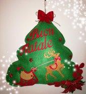 Albero di Natale Fuori Porta