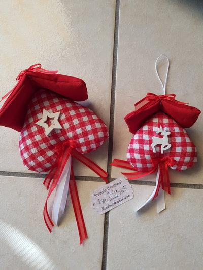 Addobbi casette albero di Natale