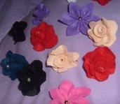 fiori in pannolenci