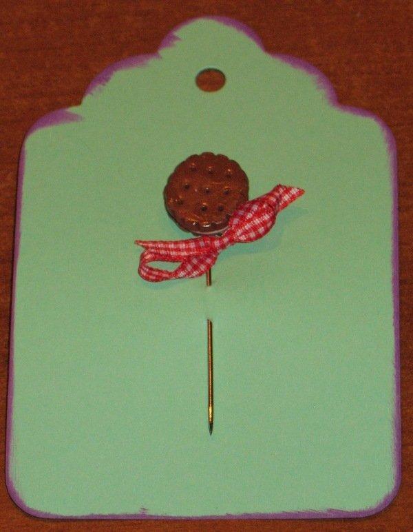 Spillo da collezione Cookie