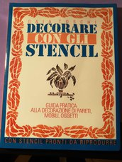 MANUALE  #  DECORARE CON GLI STENSIL  ##