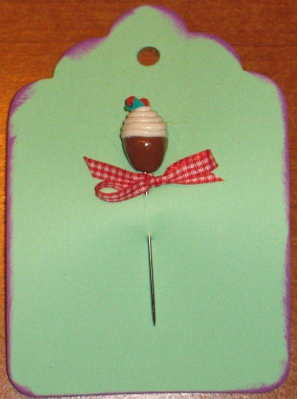 Spillo da collezione Cupcake